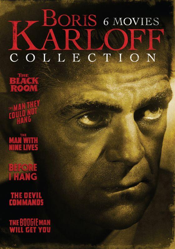 Boris Karloff Collection: 6 Movie Pack [2 Discs] [DVD] 29011155