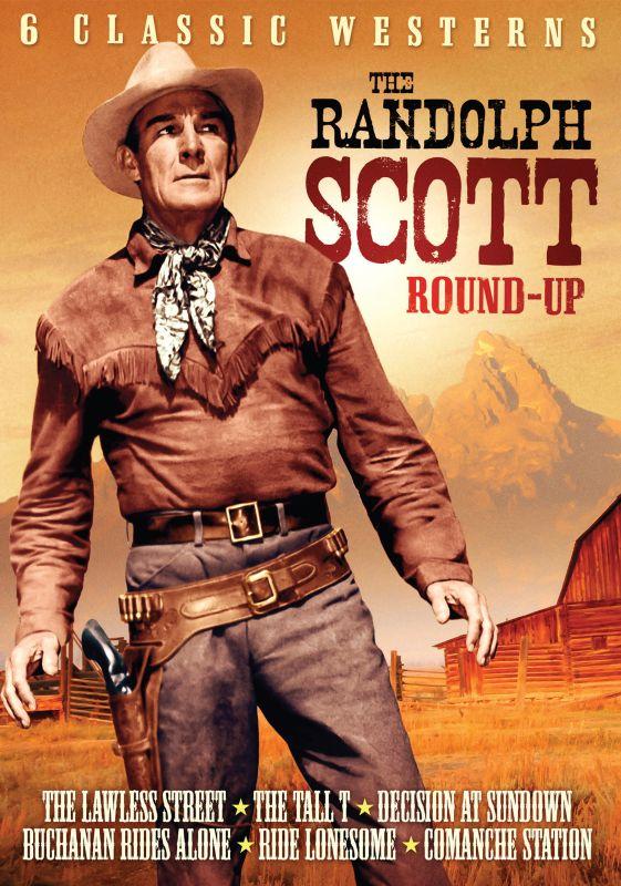 The Randolph Scott Round-Up:...