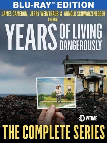Years of Living Dangerously: The Complete Series [Blu-ray] 29015334