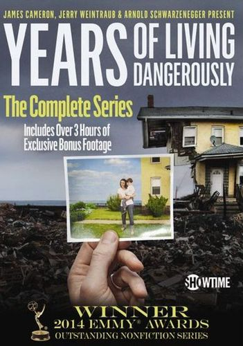 Years of Living Dangerously: The Complete Series [DVD] 29017177