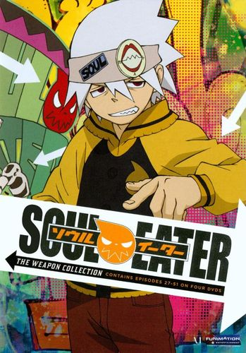 Soul Eater: Parts 3 and 4 [2 Discs] [DVD] 2901732