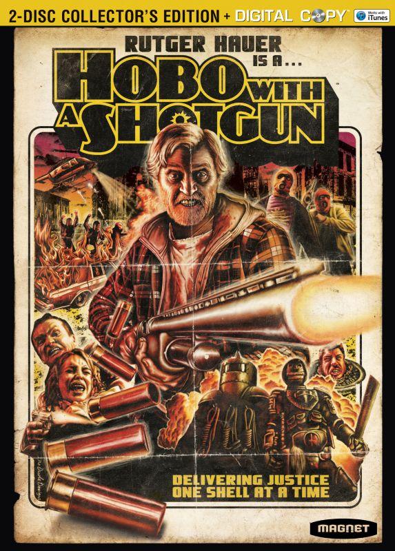 Hobo with a Shotgun [2 Discs] [Collector's Edition] [Includes Digital Copy] [DVD] [2011] 2901787