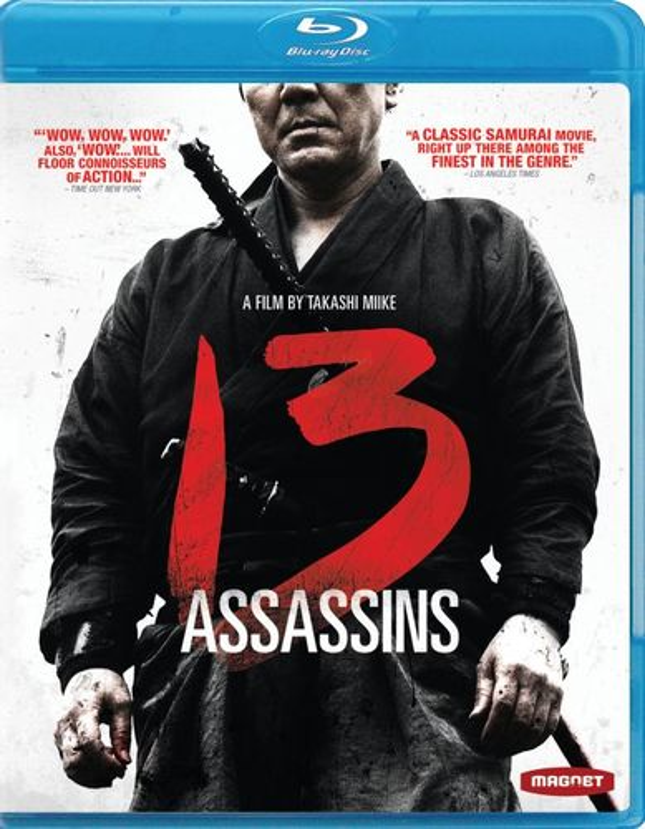 Image of 13 Assassins [Blu-ray] [2010]