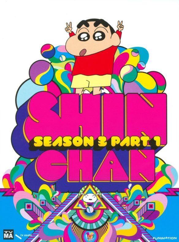 Shinchan: Season 3, Part 1 [2 Discs] [DVD] 2901805