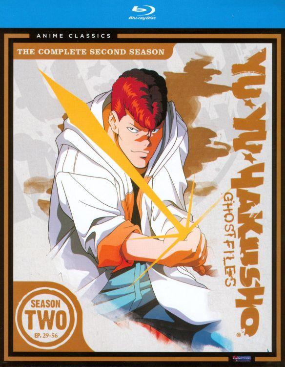 Yu Yu Hakusho: Season Two [4 Discs] [Blu-ray] 2901841