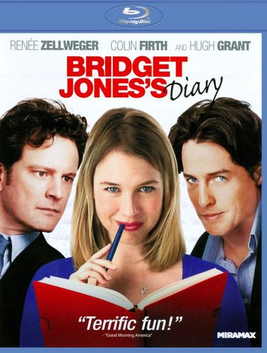 Bridget Jones's Diary [Blu-ray] [2001] 2902085