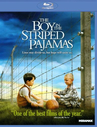 The Boy in the Striped Pajamas [Blu-ray] [2008] 2902094