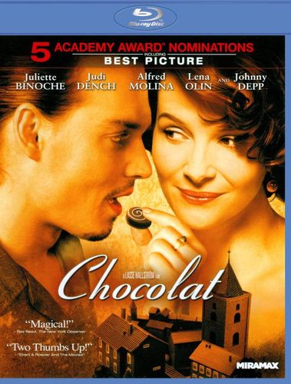 Chocolat [Blu-ray] [2000] 2902119