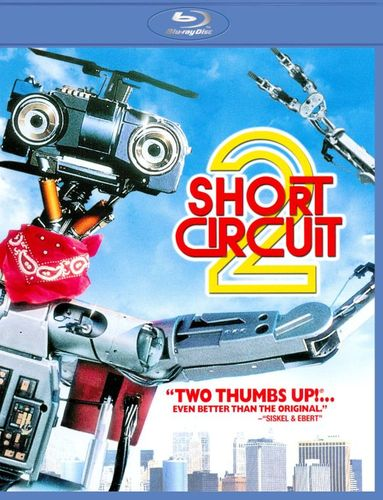 Short Circuit 2 [Blu-ray] [1988] 2902446