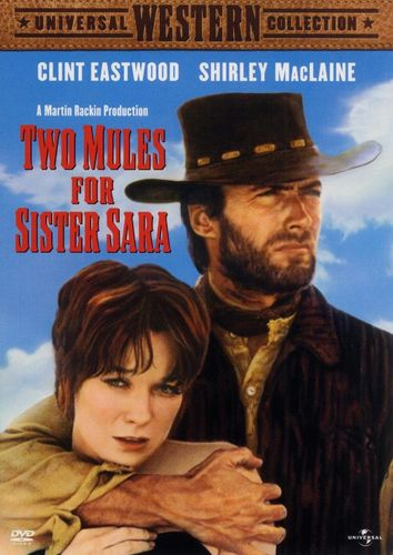 Two Mules for Sister Sara [DVD] [1970] 2902931