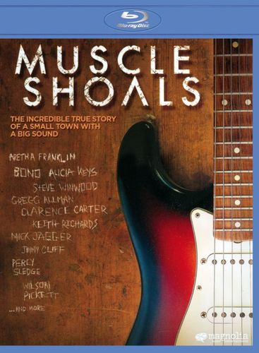 Muscle Shoals [Blu-ray] [English] [2013] 2903361