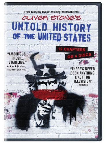 Untold History of the United States [4 Discs] [DVD] 29063377