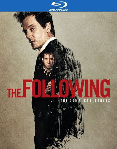 The Following: The Complete Series Box Set - Seasons 1-3 [Blu-ray] 29063491