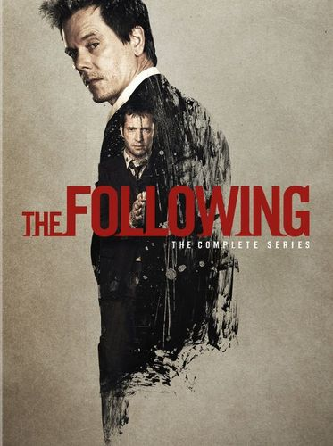 The Following: The Complete Series Box Set - Seasons 1-3 [DVD] 29063508