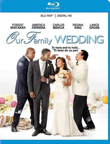 Our Family Wedding [Blu-ray] [2010] 29067154