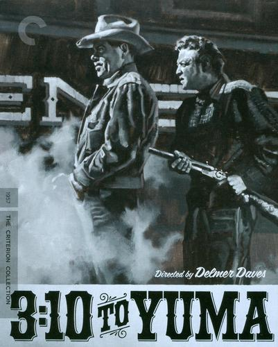 3:10 to Yuma [Criterion Collection] [Blu-ray] [1957] 2907097