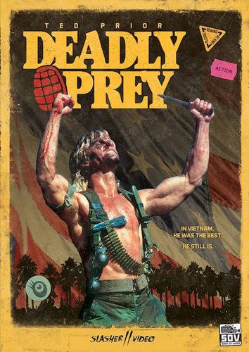 Deadly Prey [DVD] [1987] 29078318