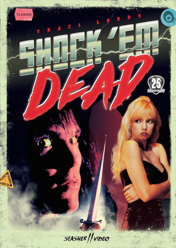 Shock 'Em Dead [DVD] [1990] 29078372