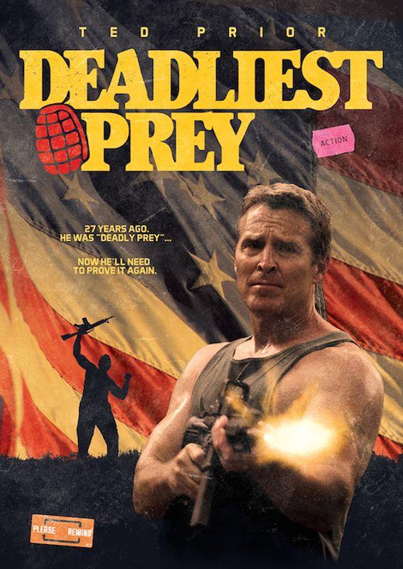 The Deadliest Prey [DVD] [2013] 29078432