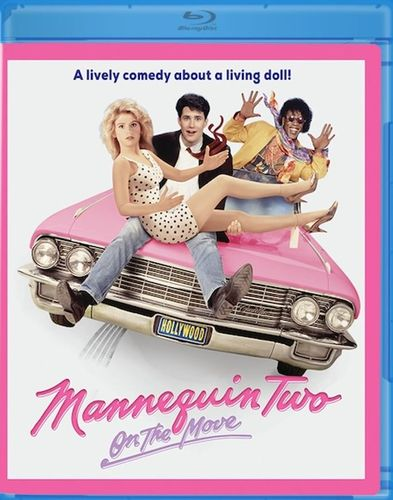 Mannequin Two: On the Move [Blu-ray] [1991] 29079693