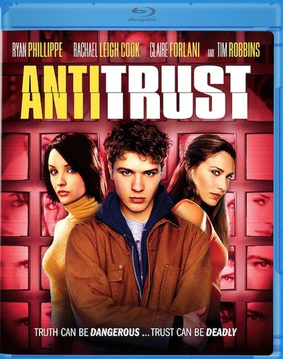 Antitrust [Blu-ray] [2001] 29079702