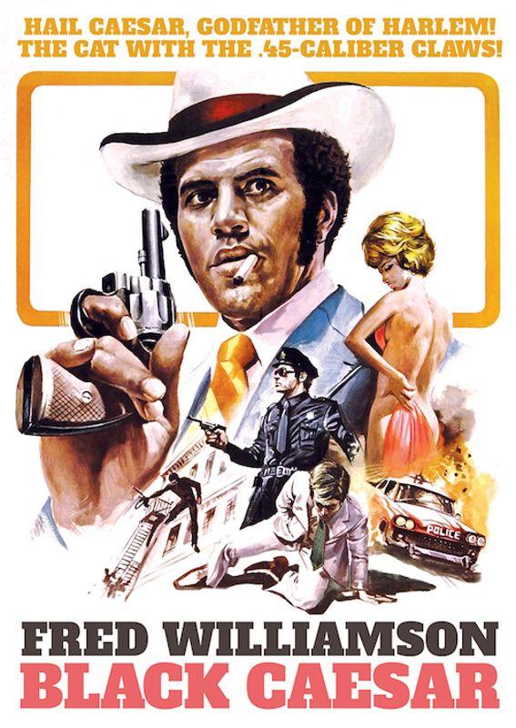 Black Caesar [Blu-ray] [1973] 29079739