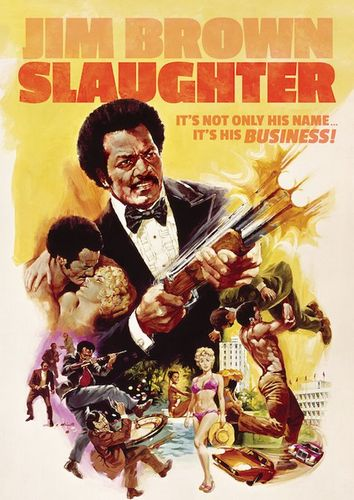 Slaughter [Blu-ray] [1972] 29079948