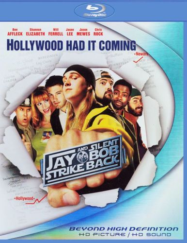 Jay and Silent Bob Strike Back [Blu-ray] [2001] 2908265