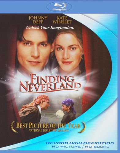 Finding Neverland [Blu-ray] [2004] 2908274
