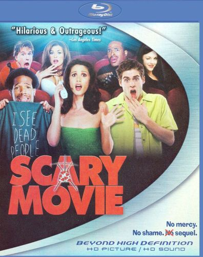 Scary Movie [Blu-ray] [2000] 2908335