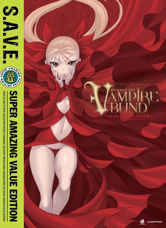 Dance in the Vampire Bund: Complete Series - S.A.V.E. [DVD] 29088171