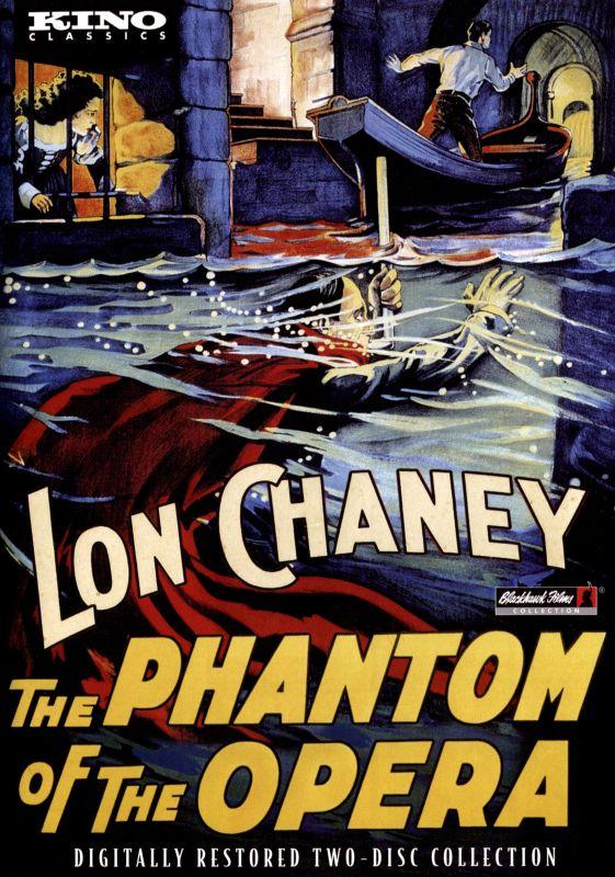 The Phantom of the Opera [2 Discs] [DVD] [1925] 29088363
