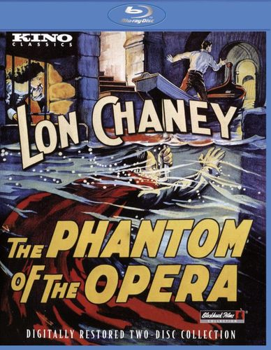 The Phantom of the Opera [Blu-ray] [2 Discs] [1925] 29088372