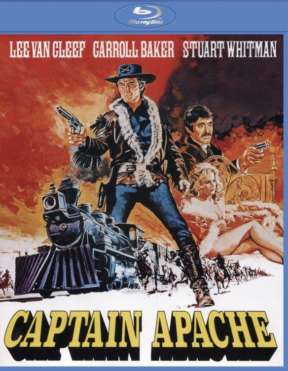 Captain Apache [Blu-ray] [1971] 29088503