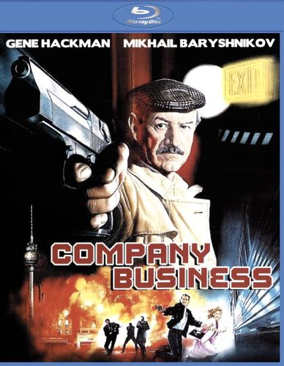 Company Business [Blu-ray] [1991] 29088549