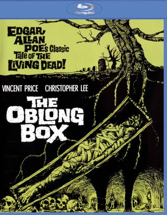 The Oblong Box [Blu-ray] [1969] 29088594