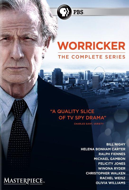 Masterpiece: Worricker: The Complete Series [DVD] 29090500