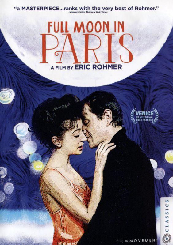 Full Moon in Paris [Blu-ray] [DVD] [1984] 29090829