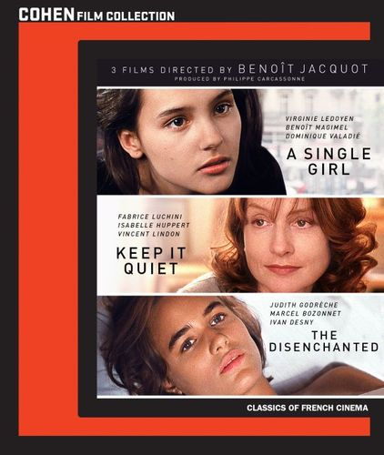 The Benoit Jacquot Collection [Blu-ray] [2 Discs] 29108316
