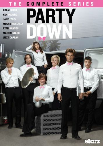 Party Down: The Complete Series [4 Discs] [DVD] 29115238