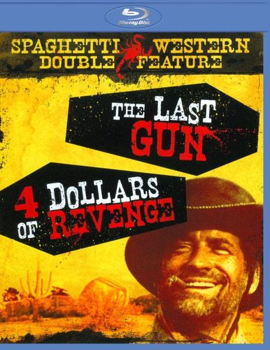 Spaghetti Western, Vol. 2: The Last Gun/Four Dollars of Revenge [Blu-ray] 2914284