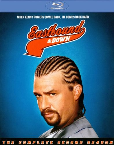 Eastbound & Down: The Complete Second Season [2 Discs] [Blu-ray] 2915201