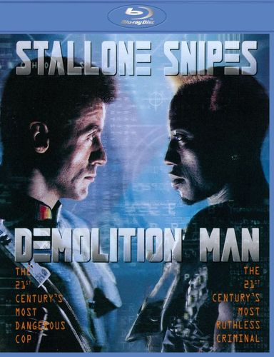 Demolition Man [Blu-ray] [1993] 2915274