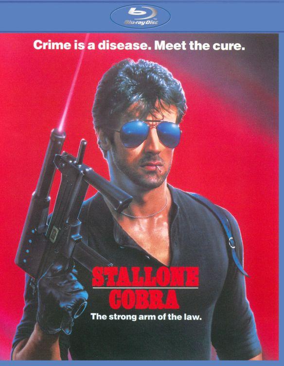 Cobra [Blu-ray] [1986] 2915283