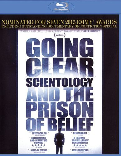Going Clear: Scientology and the Prison of Belief [Blu-ray] [2015] 29155182