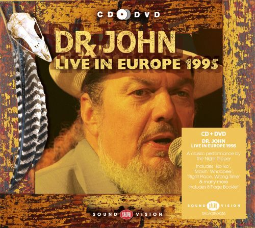 Live in Europe 1995 [CD & DVD] 29238157