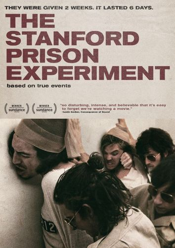 The Stanford Prison Experiment [DVD] [2015] 29266199