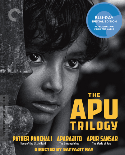 The Apu Trilogy [Criterion Collection] [Blu-ray] [3 Discs] 29283289