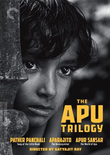 The Apu Trilogy [Criterion Collection] [3 Discs] [DVD] 29283298