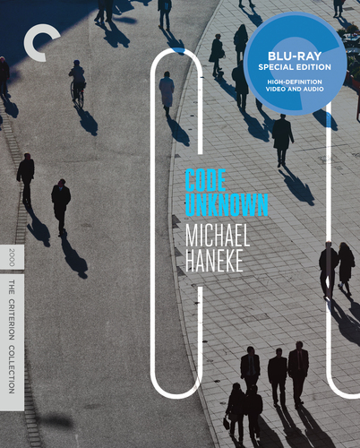Code Unknown [Criterion Collection] [Blu-ray] [2000] 29283357